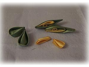 Мастер-Класс по созданию  лепестков  в технике Цумами Канзаши. Ярмарка Мастеров - ручная работа, handmade.