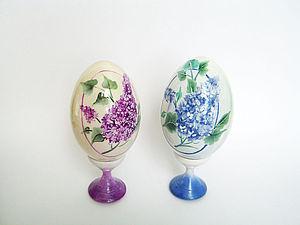 Роспись яйца. Рисунок