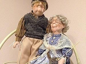 Бабушка рядышком с дедушкой! (или как мне пришлось стать реставратором) | Ярмарка Мастеров - ручная работа, handmade