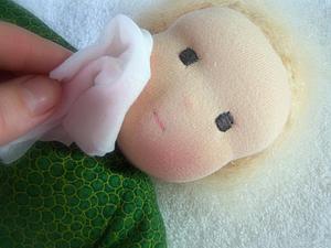 Как постирать вальдорфскую куклу или игрушку. Ярмарка Мастеров - ручная работа, handmade.