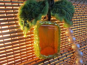 """подвеска - """"Золотое яблоко рассвета!"""". Ярмарка Мастеров - ручная работа, handmade."""