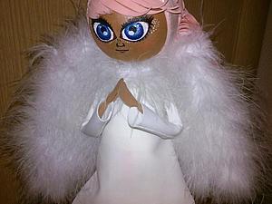 Изгототовление крыльев ангела из фоамирана на проволочном каркасе. Ярмарка Мастеров - ручная работа, handmade.