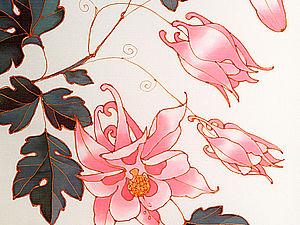 МК по батику - запаривание изделия (закрепление красок) | Ярмарка Мастеров - ручная работа, handmade