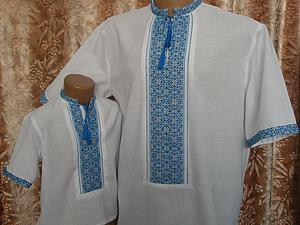 Заказы на мужские вышитые рубашки выполняю без очереди. | Ярмарка Мастеров - ручная работа, handmade