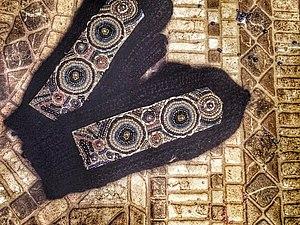 Варежки | Ярмарка Мастеров - ручная работа, handmade