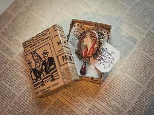 Винтажные броши, выполненные по индивидуальному заказу | Ярмарка Мастеров - ручная работа, handmade