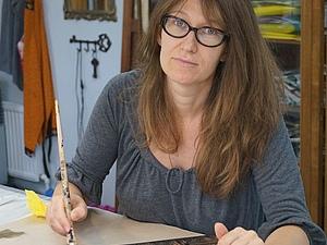 Работы нашей мастерской: мебель ручной работы. Обучение в августе 2013 г. | Ярмарка Мастеров - ручная работа, handmade