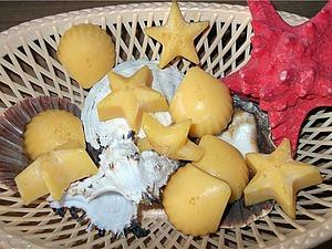 Масляные плитки для тела «Апельсиновое настроение». Ярмарка Мастеров - ручная работа, handmade.
