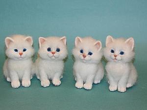 МК двухдневный- по котикам 26 октября-2 ноября   Ярмарка Мастеров - ручная работа, handmade