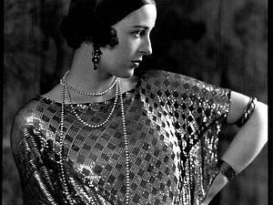 Ткань Асьют: от Древнего Египта и моды эпохи арт-деко до нынешних дней | Ярмарка Мастеров - ручная работа, handmade
