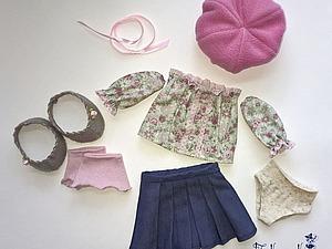 Шьем комплект одежды для куклы-большеножки. Ярмарка Мастеров - ручная работа, handmade.
