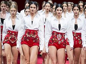 О красном — в календаре, на площади и в коллекциях Dolce&Gabbana | Ярмарка Мастеров - ручная работа, handmade