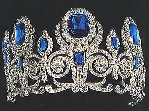 Сапфир — королевский камень. Ярмарка Мастеров - ручная работа, handmade.