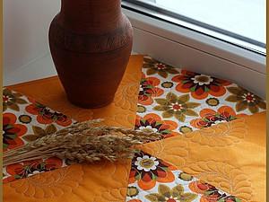Шьем шестиугольные салфетки, или Чем заняться на длинных выходных. Ярмарка Мастеров - ручная работа, handmade.