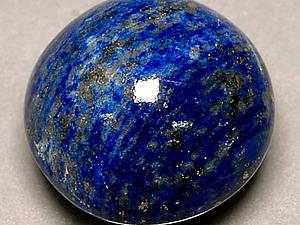 Небесный камень Лазурит | Ярмарка Мастеров - ручная работа, handmade