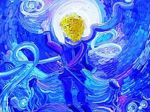 аукцион на волшебные, нежные картины | Ярмарка Мастеров - ручная работа, handmade