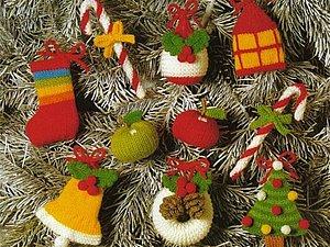 Новогоднее :)   Ярмарка Мастеров - ручная работа, handmade