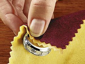 Чистка и полировка ювелирных изделий. Ярмарка Мастеров - ручная работа, handmade.