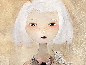 Свет и тьма в картинах Anne-Julie Aubry | Ярмарка Мастеров - ручная работа, handmade