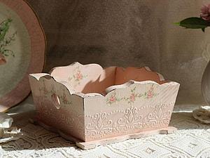 Есть 1 место на МК по созданию нежной конфетницы 25 октября! | Ярмарка Мастеров - ручная работа, handmade