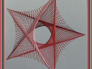 Paper embroidery, или Техника изонити. Ярмарка Мастеров - ручная работа, handmade.