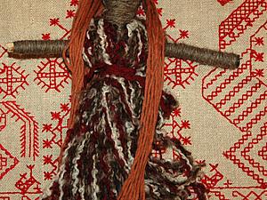 куколка Пятница с нитками | Ярмарка Мастеров - ручная работа, handmade