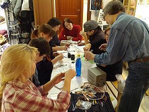 Занятия по гальванопластике для начинающих   Ярмарка Мастеров - ручная работа, handmade