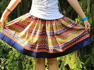 Позитивные юбки | Ярмарка Мастеров - ручная работа, handmade