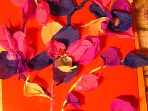 Лунные цветы.. Ярмарка Мастеров - ручная работа, handmade.