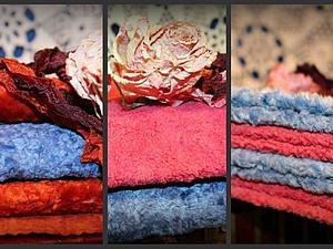 Наборы винтажного плюша. | Ярмарка Мастеров - ручная работа, handmade