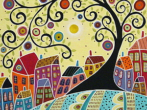 Karla Gerard и ее живопись!) | Ярмарка Мастеров - ручная работа, handmade