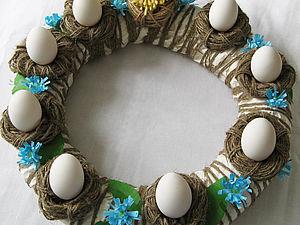 Декоративные венки из газет. Ярмарка Мастеров - ручная работа, handmade.