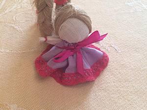 Создаем куколку на счастье. Ярмарка Мастеров - ручная работа, handmade.