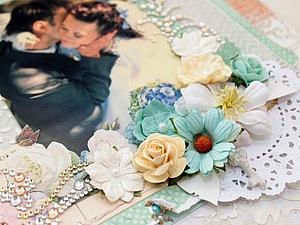 Льняная свадьба или странички про нас) | Ярмарка Мастеров - ручная работа, handmade