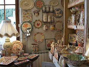 Керамика. Заметки из Прованса. Часть 1 | Ярмарка Мастеров - ручная работа, handmade