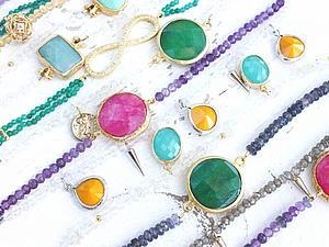 Скидка на весеннюю коллекцию браслетов 10% до 10 августа! | Ярмарка Мастеров - ручная работа, handmade