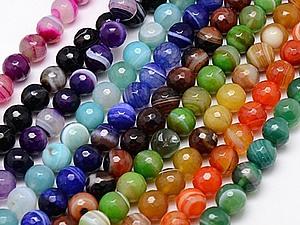 Как правильно подобрать бусины из драгоценных камней ? | Ярмарка Мастеров - ручная работа, handmade
