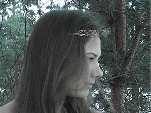 Диадема-обруч