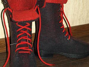 Планируем проведение МК Марины Климчук по валяной обуви | Ярмарка Мастеров - ручная работа, handmade