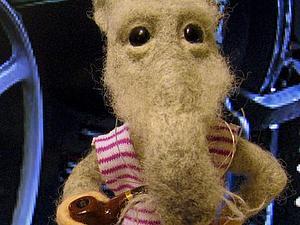 Знакомьтесь: Дедушка Морре Мак Крыс! | Ярмарка Мастеров - ручная работа, handmade