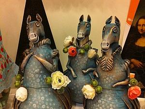 три лошади красавицы в НАЛИЧИИ!!!   Ярмарка Мастеров - ручная работа, handmade