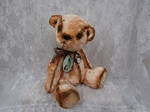 Аукцион с Нуля!!!!! Тедди мишка!!!!!   Ярмарка Мастеров - ручная работа, handmade