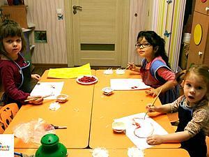 Мастер-класс открытки с детьми от 3-х лет   Ярмарка Мастеров - ручная работа, handmade