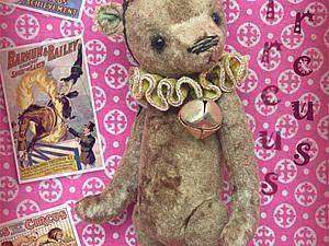 Мишка....аукцион | Ярмарка Мастеров - ручная работа, handmade