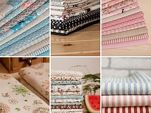 Распродажа на летнюю коллекцию тканей! | Ярмарка Мастеров - ручная работа, handmade
