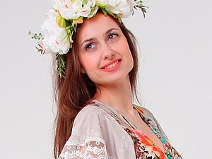 Солнце, цветы, весна | Ярмарка Мастеров - ручная работа, handmade