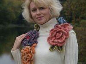 Курс вязания спицами | Ярмарка Мастеров - ручная работа, handmade