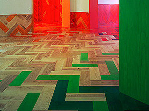 Самая яркая квартира Стокгольма | Ярмарка Мастеров - ручная работа, handmade