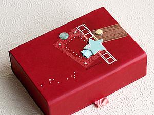 Фотобокс – удобное хранилище для фотографий   Ярмарка Мастеров - ручная работа, handmade