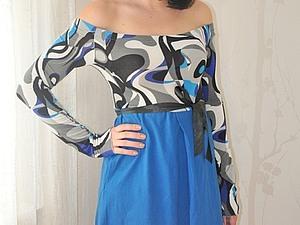 Конфетка -  яркое трикотажное платье | Ярмарка Мастеров - ручная работа, handmade